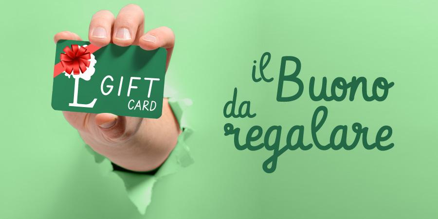 Gift card - La Lucerna